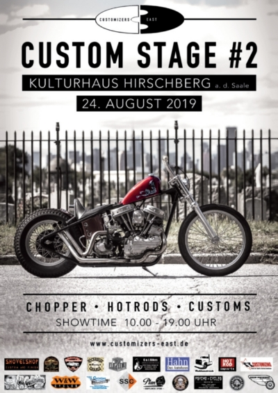 Customizers East - CUSTOM STAGE 2019